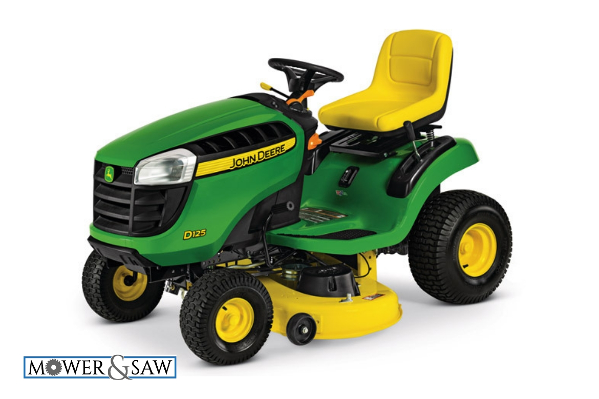 John Deere D125 Riding Lawn Mower