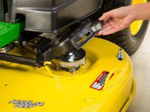 John Deere Z525e Zero Turn Mower Review   Mowers and Saws