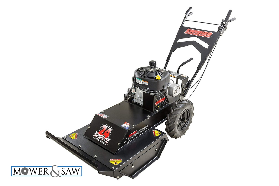 Swisher Wbrc11524 Predator Lawn Mower Reviews 2019 Mas