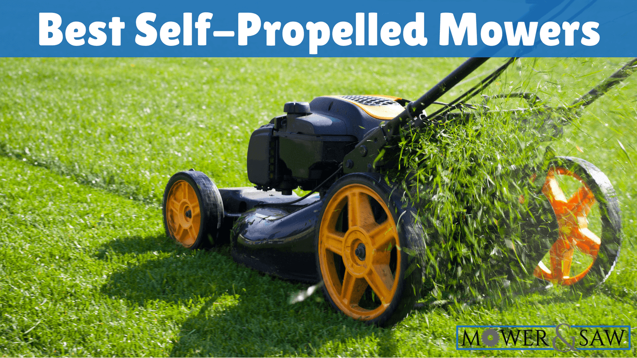 Best Rated Self Propelled Lawn Mower Review Mas