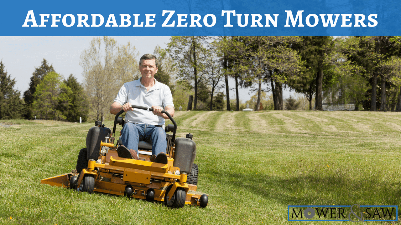 Best Affordable Zero Turn Mowers Cheap Product Reviews