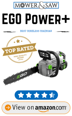 Best Cordless Chainsaw 2020 The Best Battery Chainsaw Reviews for 2019 | MAS