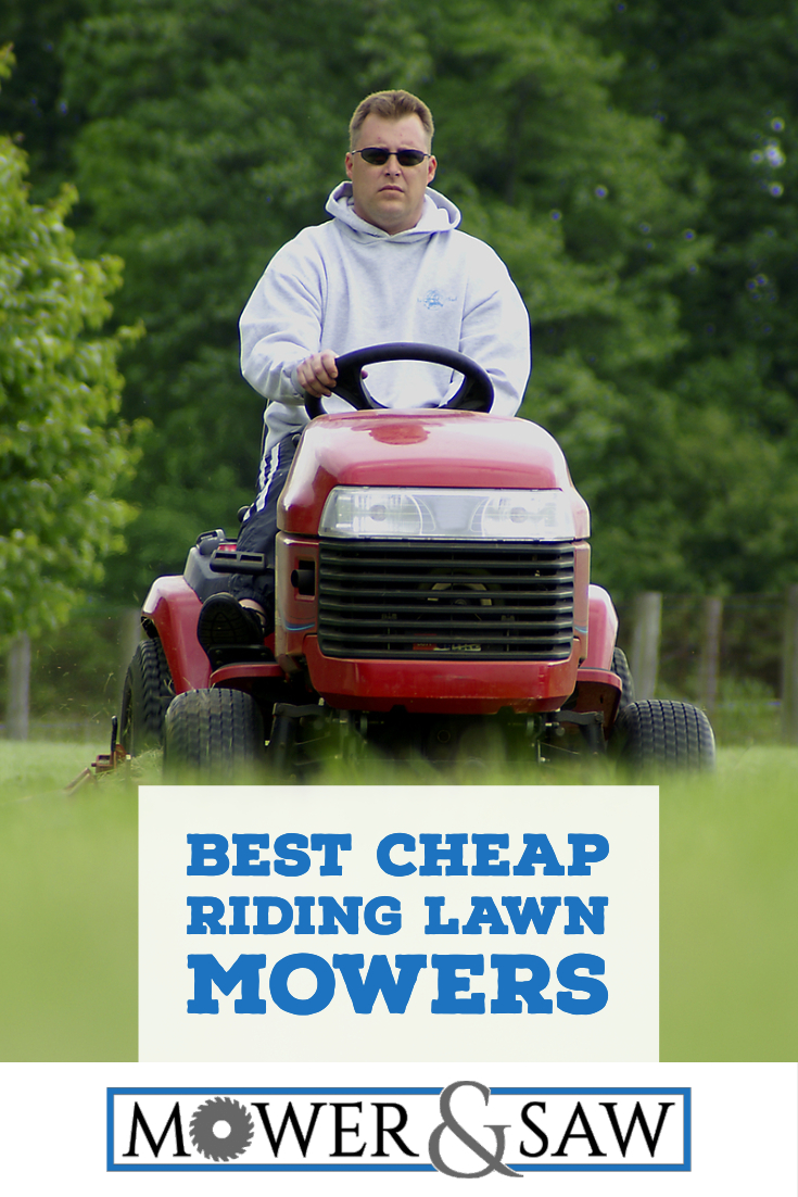 Best Inexpensive Riding Lawn Mowers In 2019 Mas